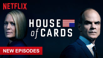 Is House of Cards on Netflix Argentina?